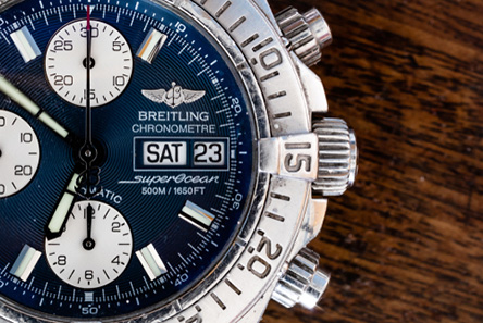 Breitling Super Ocean Chronometre